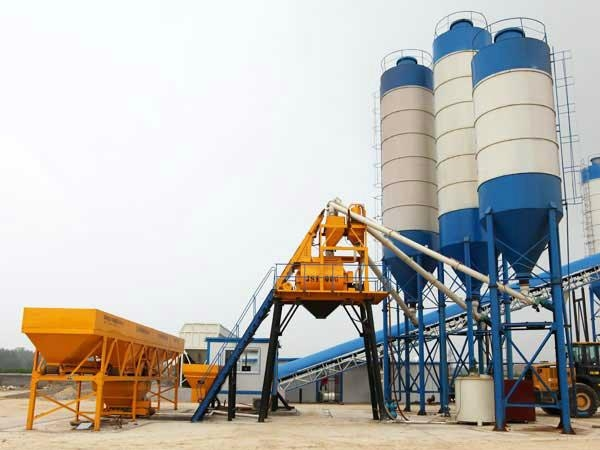 precast concrete batching plant for sale