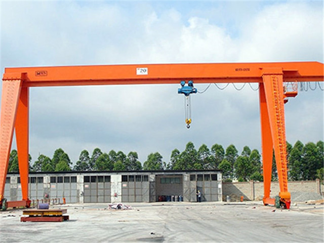 20 Ton Gantry Crane sales