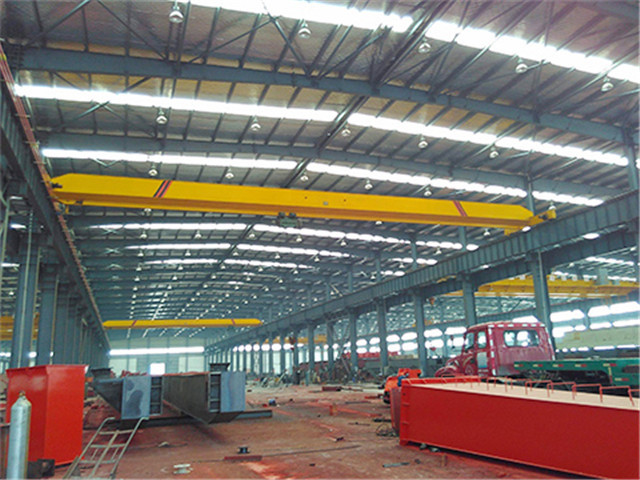 Overhead Beam Cranes in China